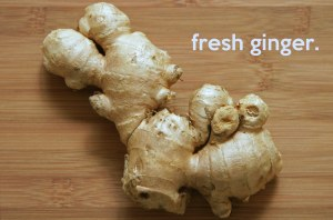 fresh.ginger